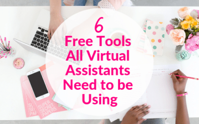 6 Free Tools All Virtual Assistants Need To Be Using