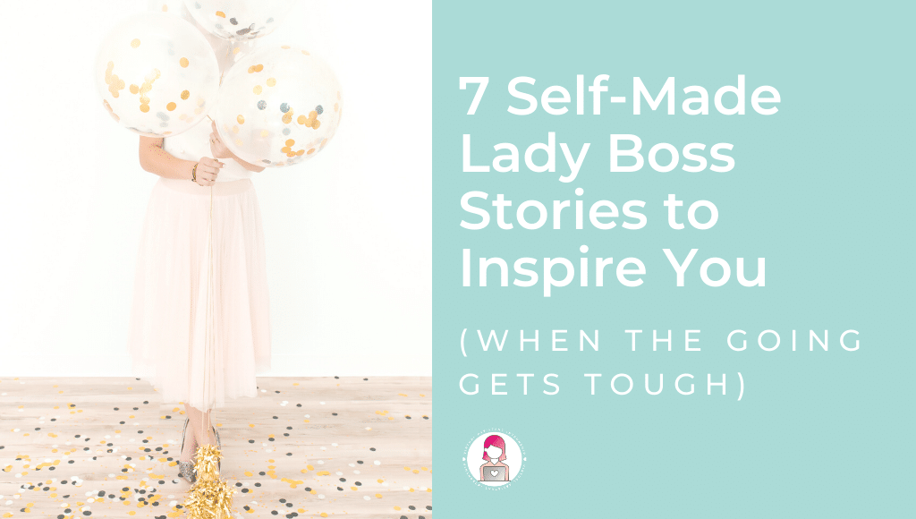 Self-made Lady Boss Stories